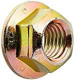 Hard-to-Find Fastener 014973271831 Grade 8 Coarse Hex Flange Nuts, 1/2-13, Piece-8