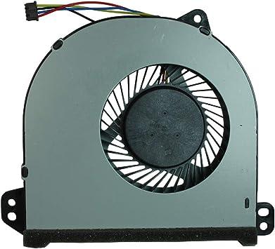 Power4Laptops Ventilador para Ordenadores portátiles para el procesador Lado Derecho Compatible con ASUS GX700V: Amazon.es: Electrónica