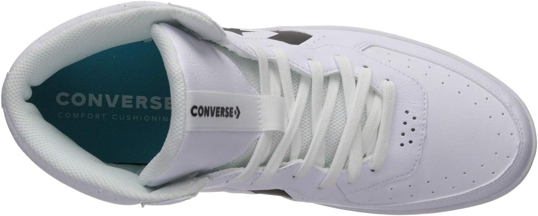 Mantenimiento piel dueño  Converse 164890C Men's Trainers (40, White/Black/White): Amazon.co.uk:  Shoes & Bags