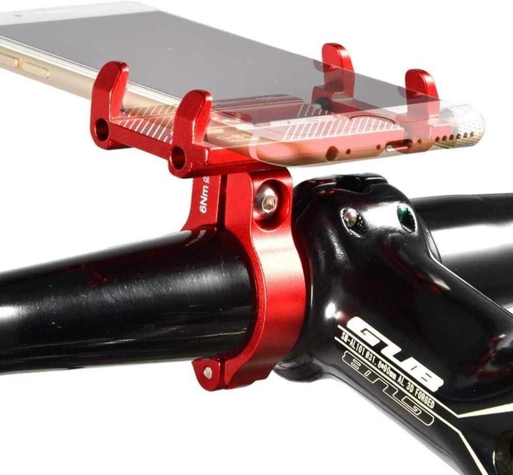 Motorcycle Bike Bicycle Handlebar GPS Cell Phone Stand Bracket Mount Holder