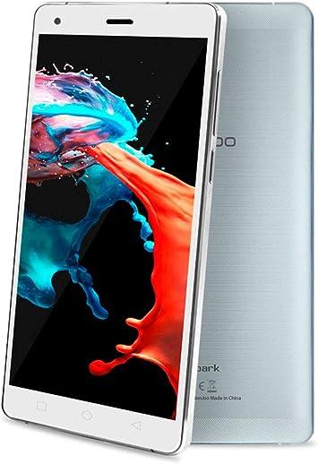 INNJOO Xtouch Spark Plata Móvil 4g 5.0 IPS Hd/4core/8gb/1gb Ram ...