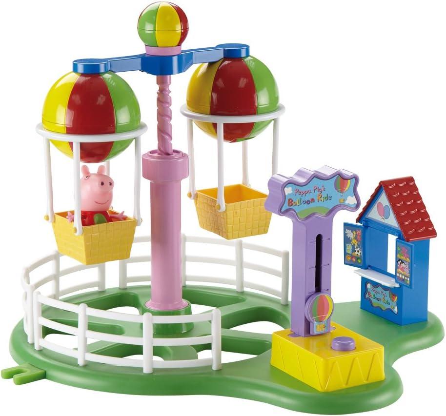 Peppa Pig - Globos voladores, Parque de Atracciones (Bandai 05881 ...