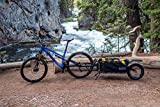 Burley Coho XC, Single Wheel Suspension Cargo Bike