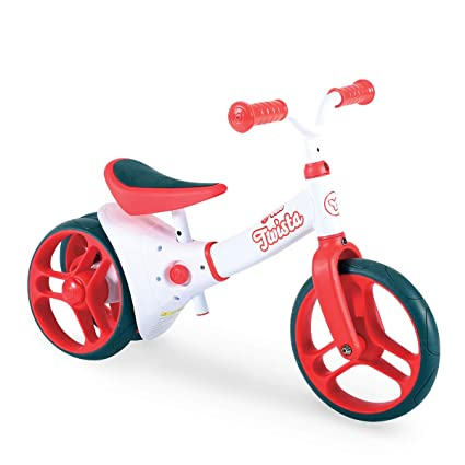 Brilliant Yvolution Y Velo Twista Baby Balance Bike Walking Bicycle With Adjustable Wheels And Seat 18 Months Pdpeps Interior Chair Design Pdpepsorg