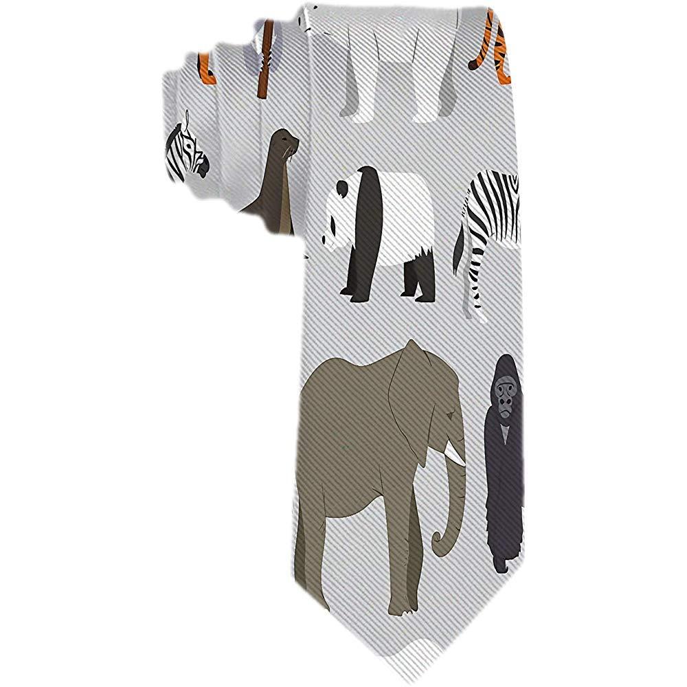 Corbatas para hombres Corbata de satén - Tipos de hombres Especies ...