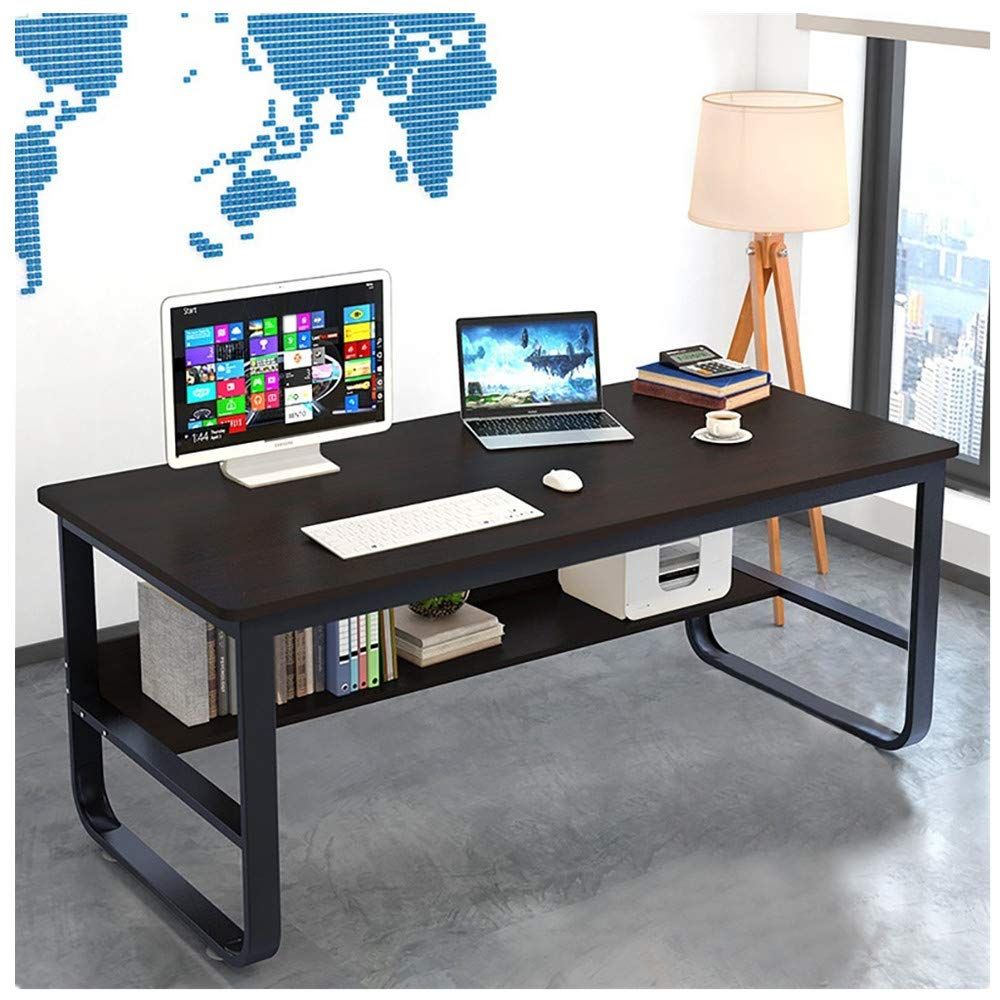 - Amazon.com: KCPer Home Desk Student Writing Desktop Desk Modern