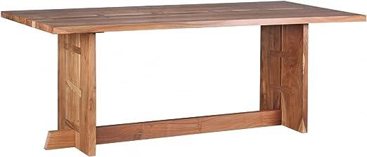 großer Bambus Esstisch NEU Holztisch Holz Tisch 200x90