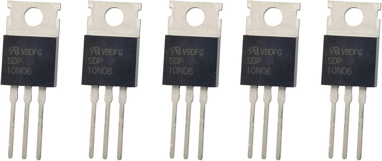 TSM60N380CP Pack of 10 MOSFET 600V Power MOSFET Superjunction N-chan