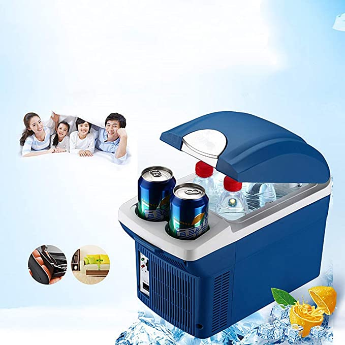TxDike Lan Compresor portátil Refrigerador Mini refrigerador ...