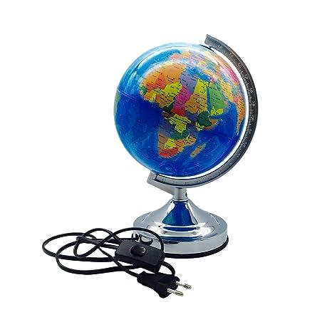 De Globo Mesa Terráqueo20 CmLight Mobestech Up Globe Lámpara IWDH9E2