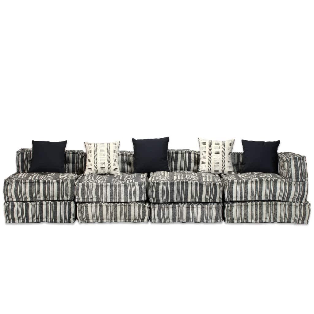 Sofas modulares