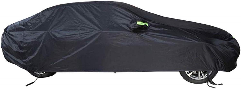 Autoabdeckung Mercedes Benz CLS Series Car Cover Car Kleidung Dick Oxford Cloth Sonnenschutz Regen-Abdeckung Auto-Cloth Car Cover Color : CLS260