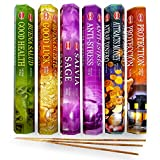 Best Incense Sticks - AurAmbiance New Age Feng Shui Incense Stick Spiritual Review