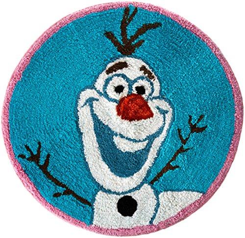 Disney Frozen Olaf Bath Rug - Rug Bath Frozen