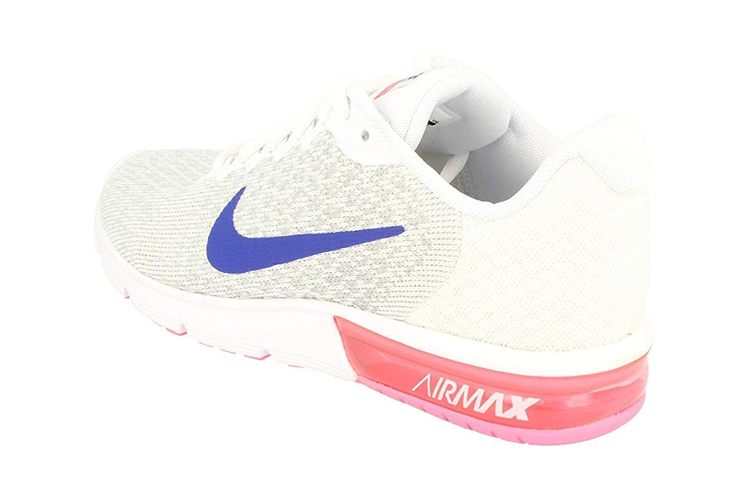 on sale eb015 deaf1 Nike Women s WMNS Air Max Sequent 2 Sneakers  Amazon.co.uk  Shoes   Bags