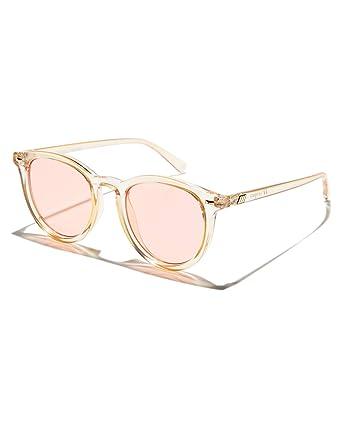 Le Specs Mujeres gafas de sol de arranque de fuego Beige ...