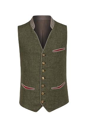 Michaelax-Fashion-Trade Stockerpoint - Herren Trachten Weste in Grün,  Camillo  Amazon.de  Bekleidung 93d9d835f3