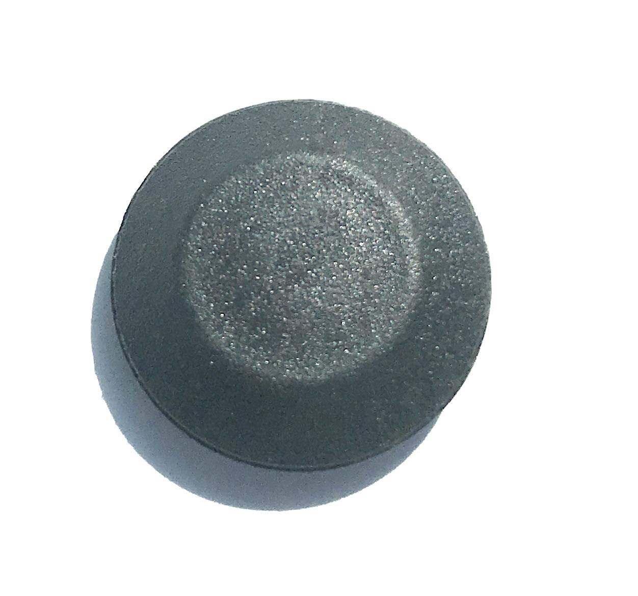 10 Flush Sheet Metal Hole Plugs 2-1//2 Black Clipsandfasteners Inc
