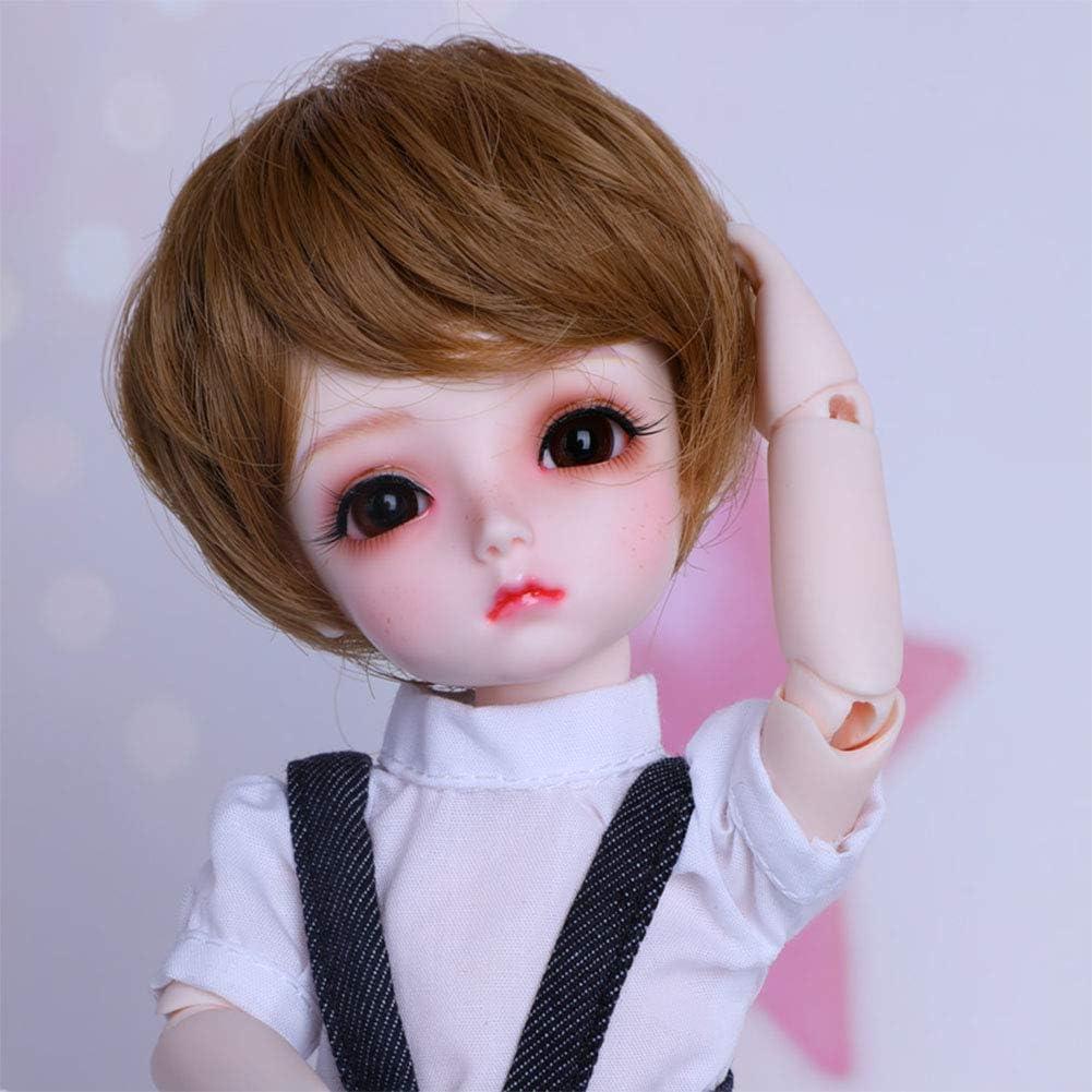 1/6 BJD Muñecas SD Doll De 10.2 Pulgadas con Toda La Ropa Traje De Zapatos Peluca Gift For Child Very Popular For Children