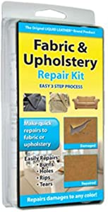 Fabric Upholstery Repair Kit Furniture Couch Luggage Vehicle Carpet Sofa Holes Must Haves