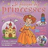 Je dessine des princesses merveilleuses