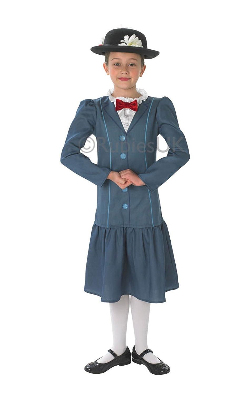 Mary Poppins - Disney - Childrens Disfraz - Edad 11/12 - 152cm: Amazon.es: Juguetes y juegos