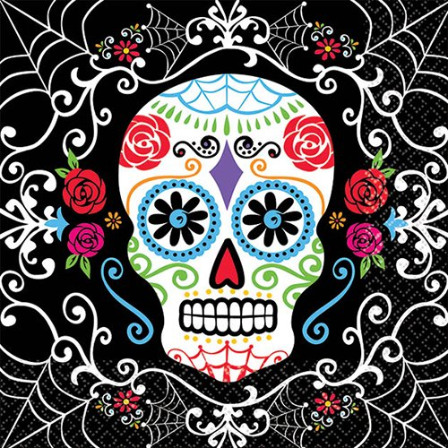 Day of The Dead Beverage -