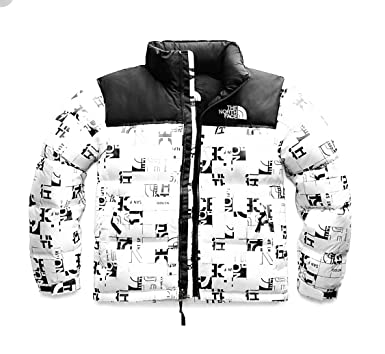 29a9e36dfd2d Image Unavailable. Image not available for. Color: The North Face Women  1996 Retro Nuptse TNF White ...