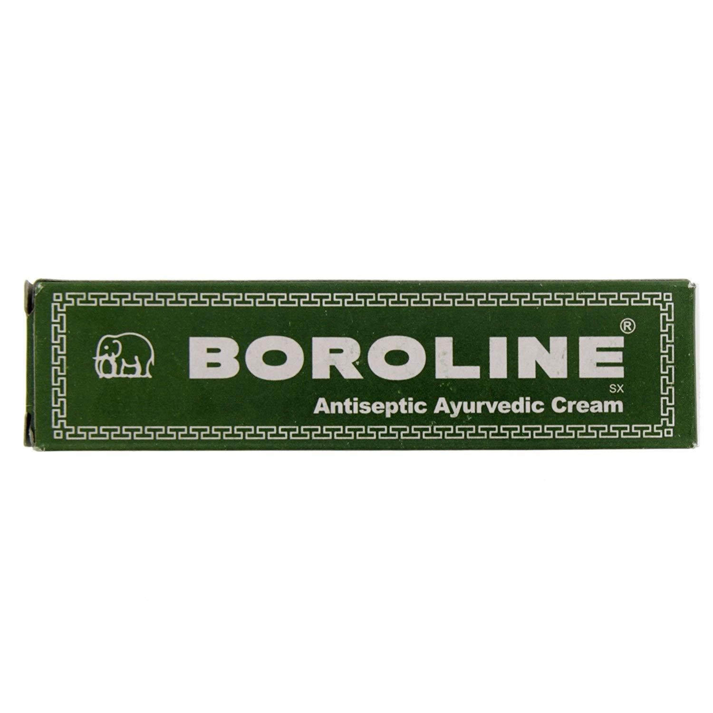 Boroline Antiseptic Ayurvedic Cream 20g (Pack of 6)