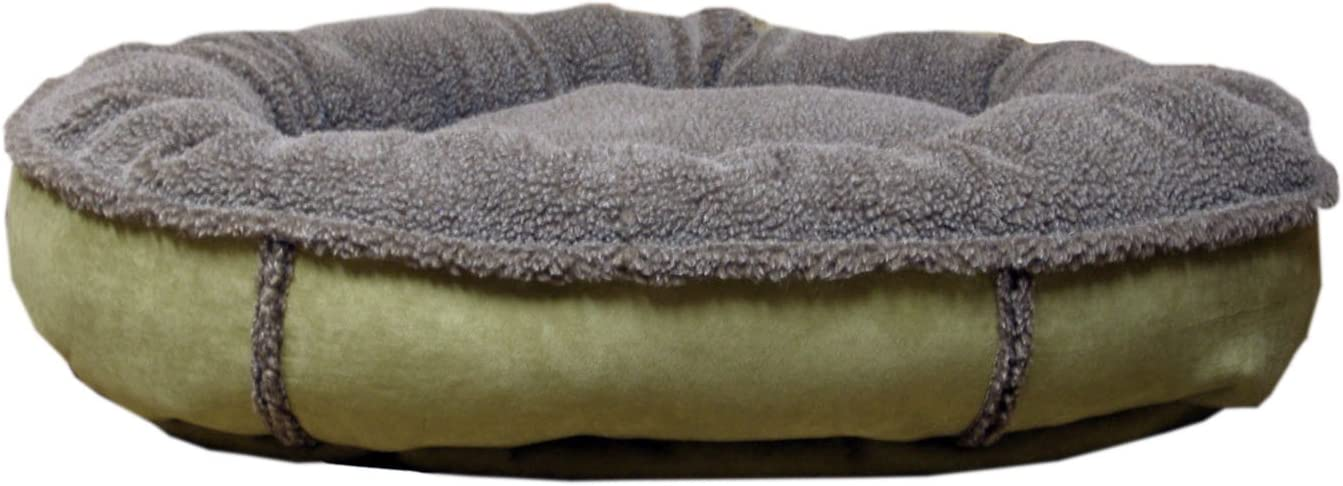Cpc Faux Suede Tipped Berber Round Comfy Cup