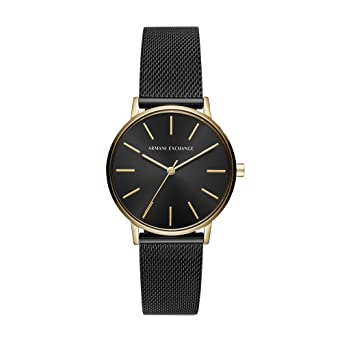 Buy Armani Exchange Analog Black Dial Women s Watch-AX5548 Online at ... 07a8893fb8