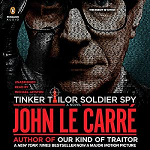 Tinker, Tailor, Soldier, Spy Audiobook