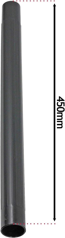 35 mm Spares2go Tubo di prolunga per asta compatibile con aspirapolvere Hitachi