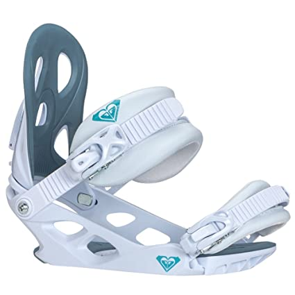 f14855ace885 Amazon.com   Roxy Glow Womens Snowboard Bindings 2019 - Small-Medium ...