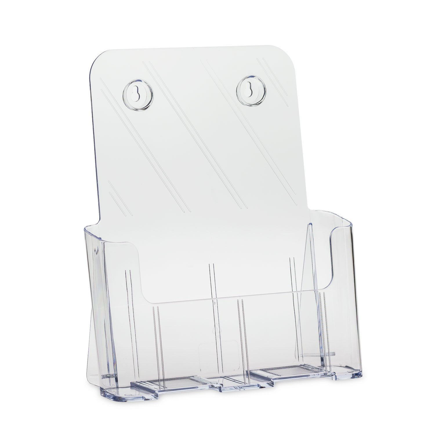 Source One Premium Universal 8.5 X 11 Inches Brochure Holder Magazine Rack, Large (LG-BRO) by SourceOne