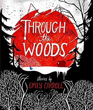 book cover of Through the Woods