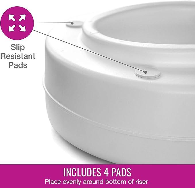 Amazon.com: Asientos de plástico para inodoro Duro ...