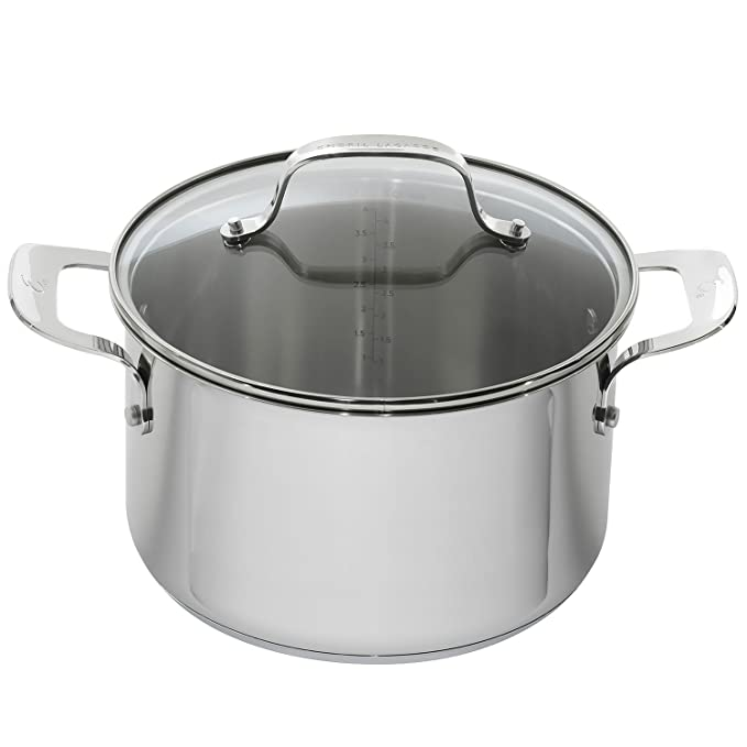 Amazon.com: Emeril Lagasse 15-Piece Stainless Steel Cookware Set: Kitchen & Dining