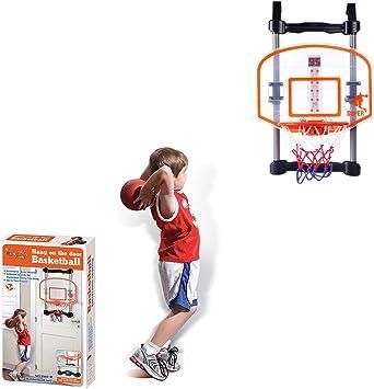 YVSoo Canasta Baloncesto Infantil Ajustable con Marcador ...