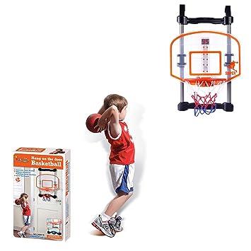 Baloncesto Ajustable Canasta Yvsoo Electrónico Infantil Marcador Con jzGqUVLMSp