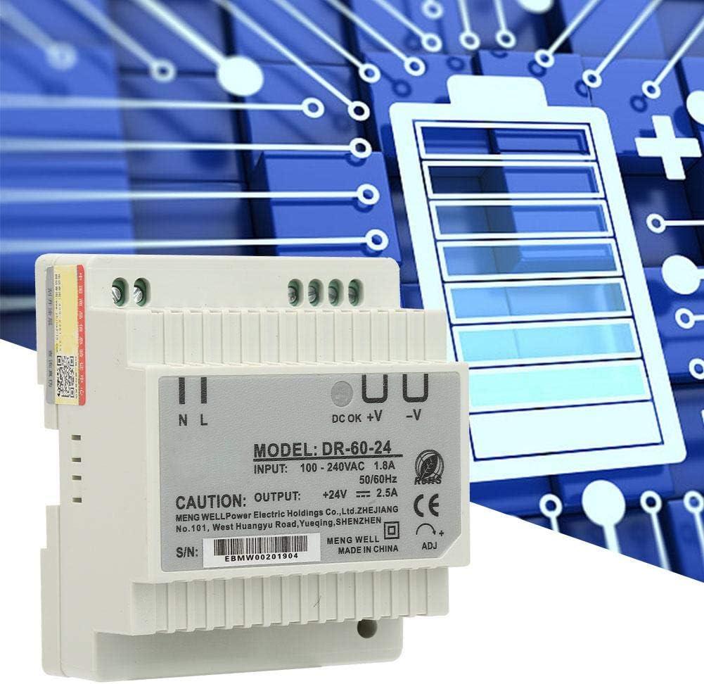 DR-60-24 60W Single Output 24V Din-Rail Power Supply AC//DC Switching Power Supply Switching Power Supply Cosiki Single Output Din-Rail Power Supply