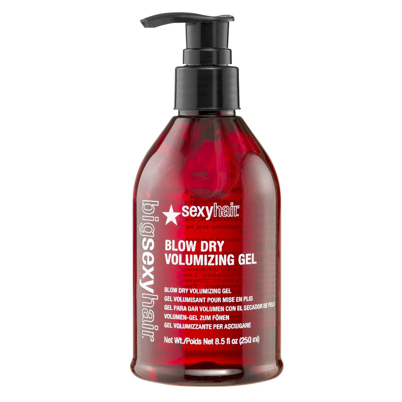 SexyHair Big Blow Dry Volumizing Gel, 8.5 Fl Oz: Premium Beauty