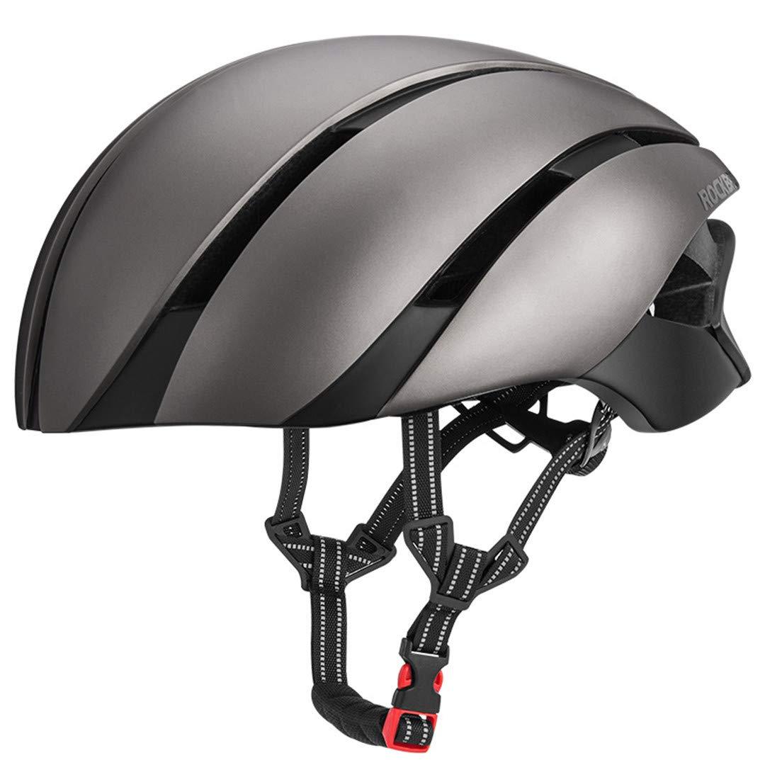 Ultralight Bike Helm Cycling EPS Integral geformter Helm Reflektierender MTB-Fahrradhut