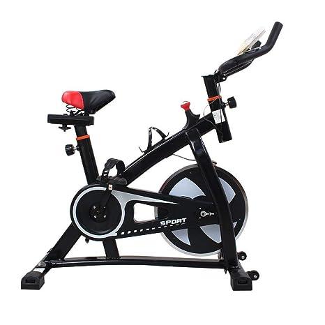 Poncherish S300 Indoor Cycling Bike con 8 kg de Volante de inercia ...