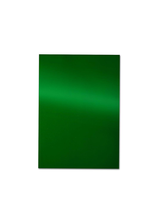 Pavo Einbanddeckel-Chromolux DIN A4, 250 g/m² , 100-er Pack, grü n Pavo Sales B.V 8015351