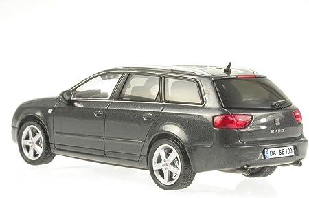 Seat Exeo Grey Model Car 1 43 Spielzeug