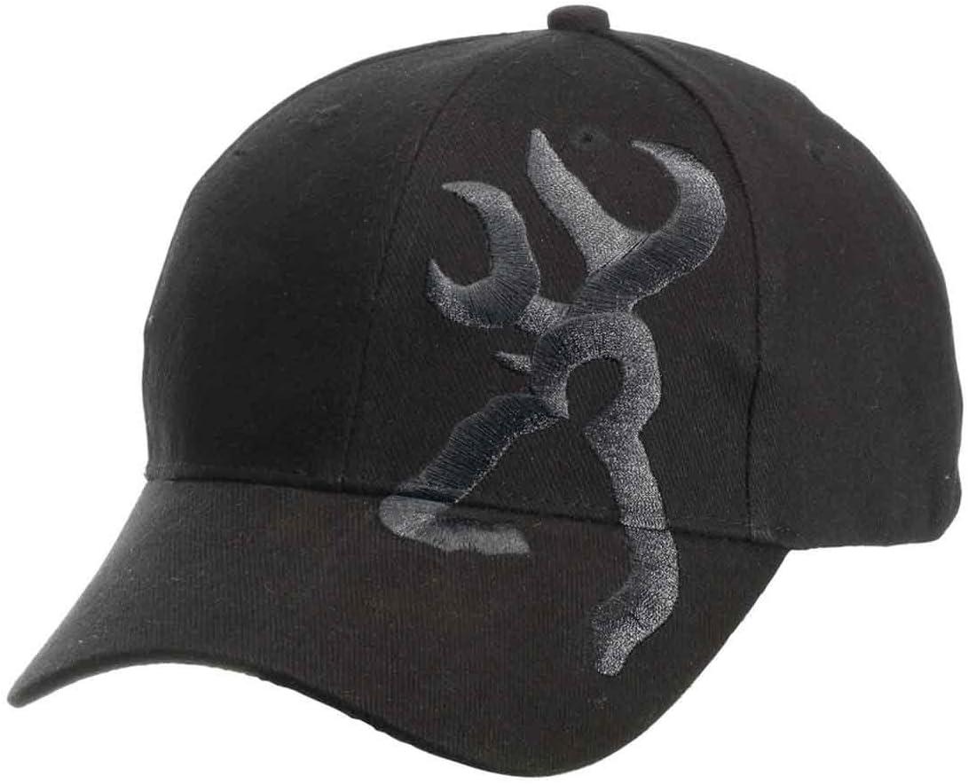 Browning - Gorra de hombre Negra 308008991: Amazon.es: Deportes y ...