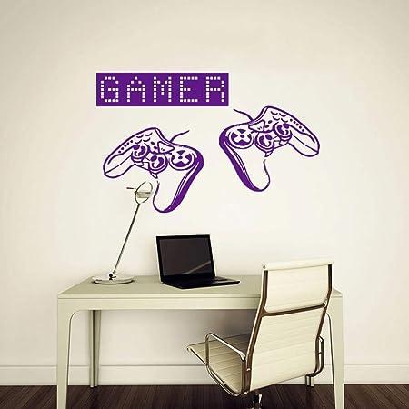 zhuziji Controladores de Juego Gamer Gaming Videojuego Tatuajes de ...