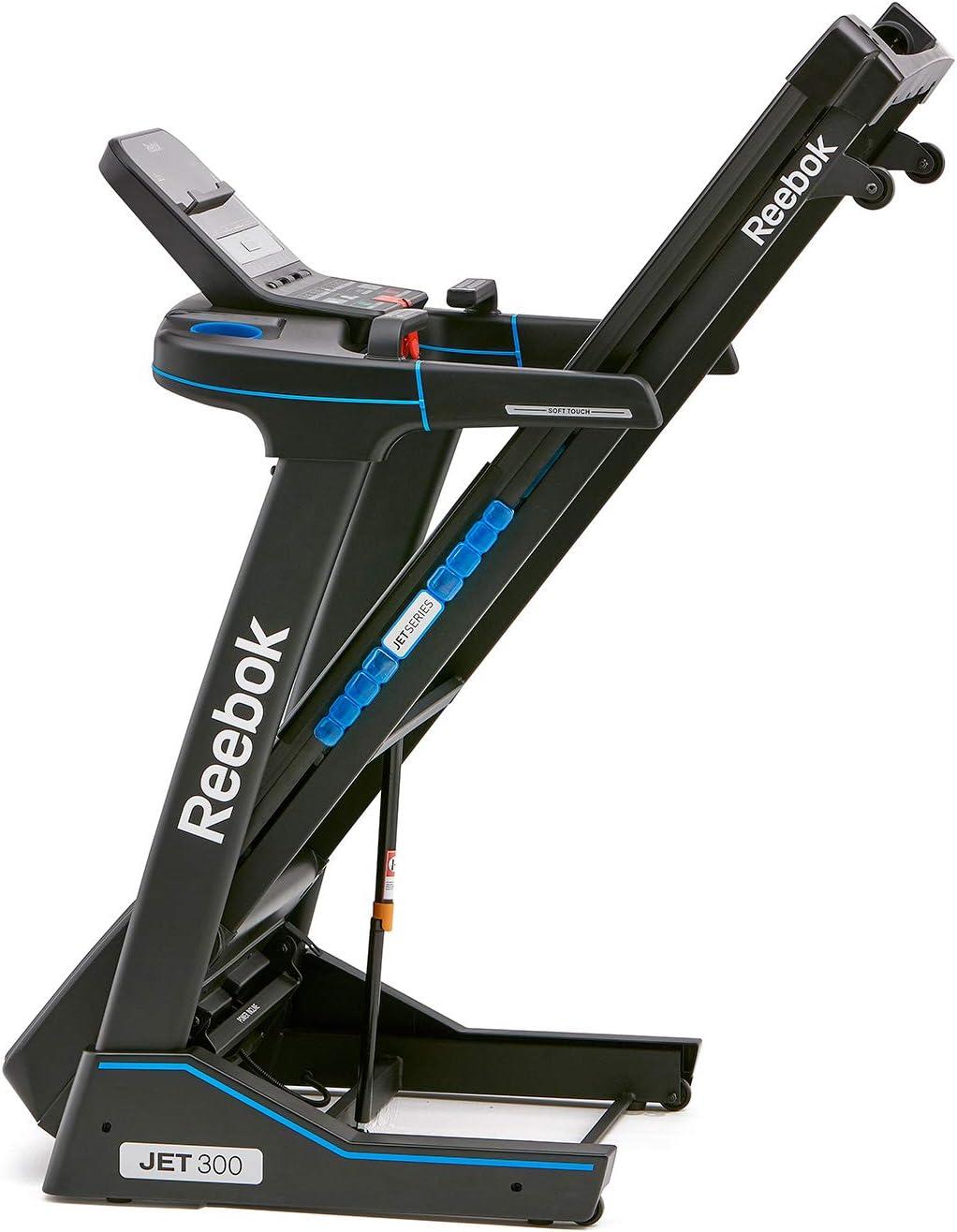 Reebok Jet 300 + Bluetooth Unidad de Banda, Negro, One Size ...
