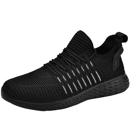 d790a6a9e4dea Amazon.com: Peigen Womens Sneakers Lightweight Casual Walking Shoes ...